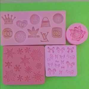 New‼️Silicone molds for chocolate or candy